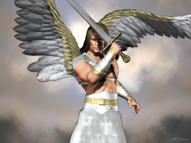 Male Warrior Angel Images &amp Pictures  Becuo